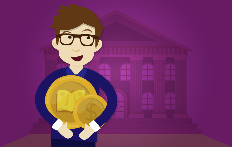 Puedes obtener becas que te cubren todos tus gastos o parciales, que cubren solo una parte de ellos.