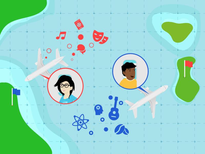 Un intercambio estudiantil no solo ayuda académicamente, sino te ayudará a crecer como persona.