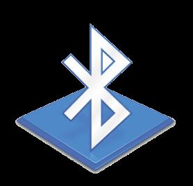 Icono de la función Bluethooth