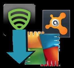 Ilustración de antivirus para el sistema operativo Android.