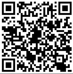 Imagen ejemplo de un código QR.