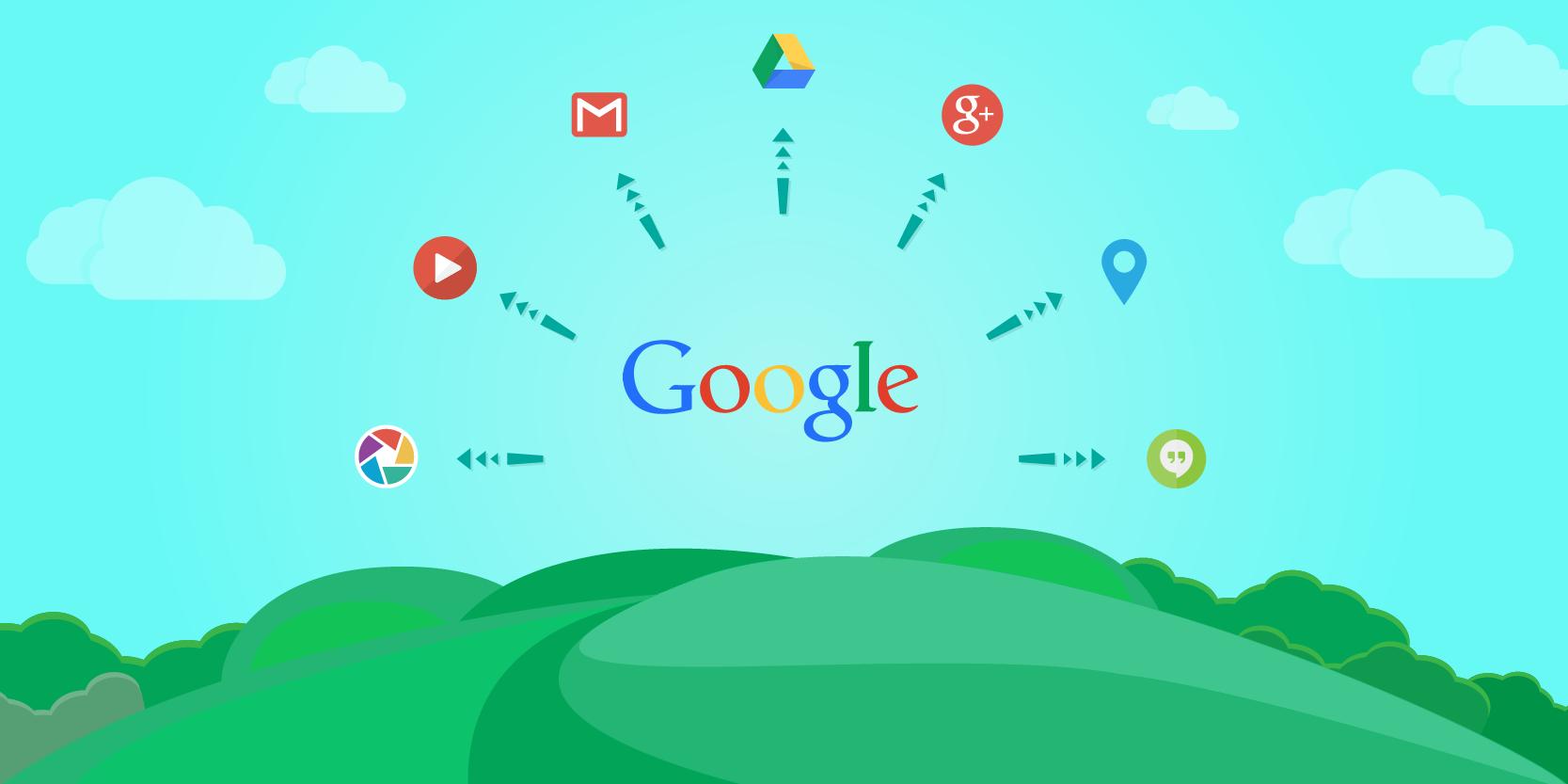 Imagen de qué es una cuenta Google.