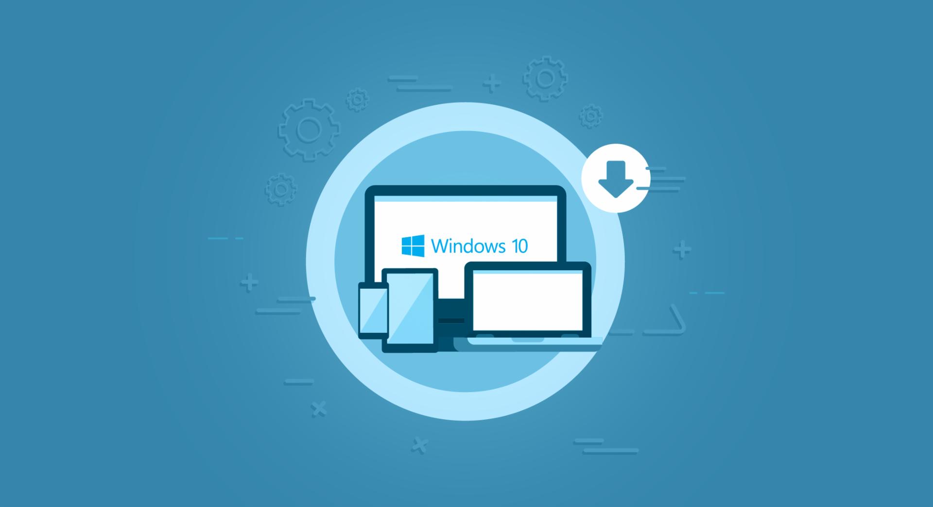 Para obter o Windows 10 você pode comprar um computador que já vem com ele instalado.