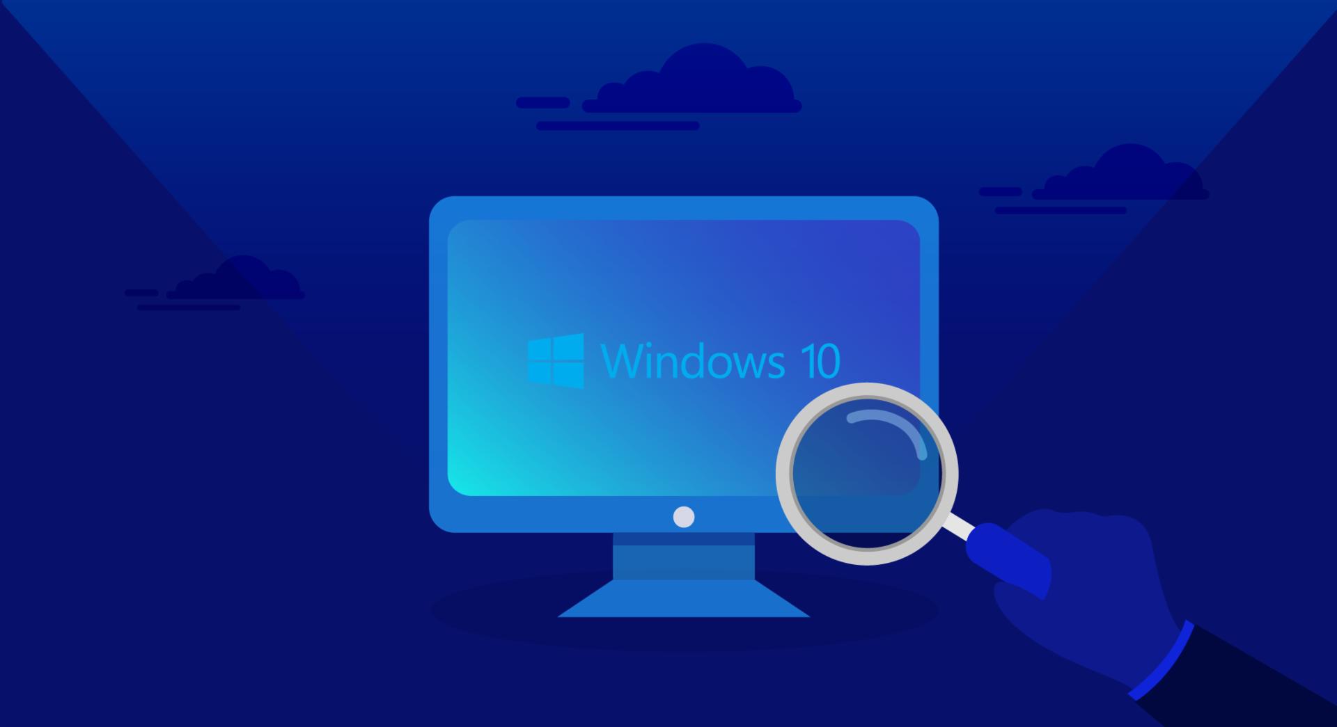 6f28a58fe O Windows 10 é o sistema operacional da Microsoft para computadores.