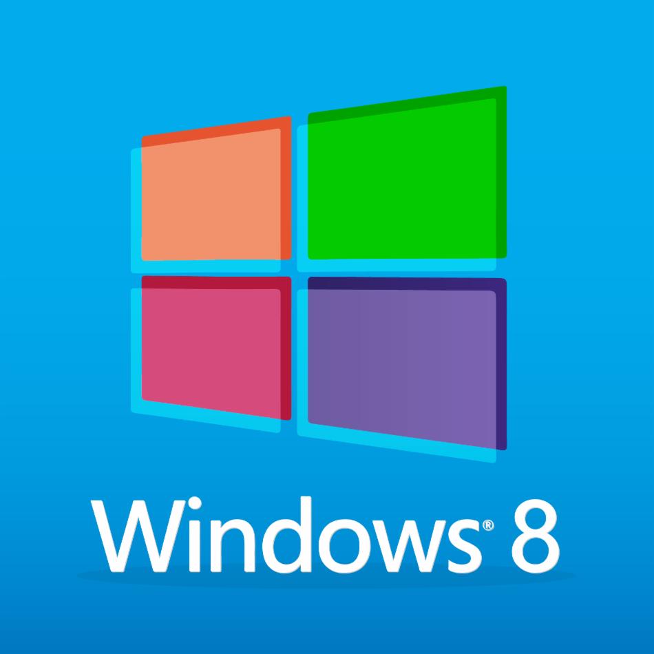 Imagen ejemplo de Windows 8.