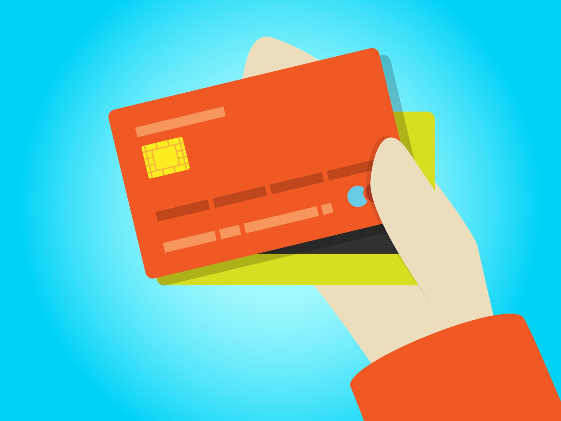 Muita atenção com o uso do seu cartão de crédito.