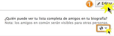 Haz clic en el botón Editar.