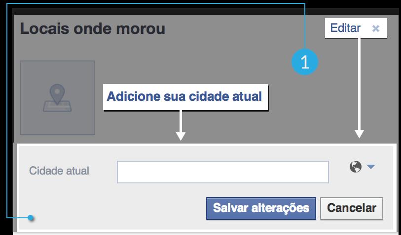 Clique no botão Editar