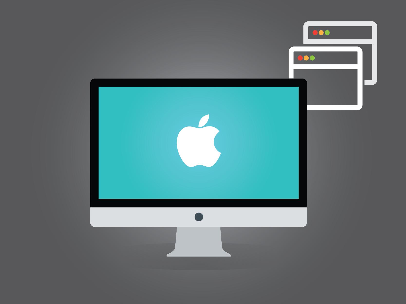 Imagen ejemplo de Mac OS X.