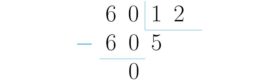 Se hace la división para comparar las dos cantidades.