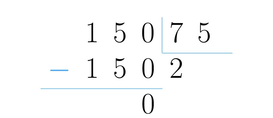 Se usa una división para estimar cuánto come cada ave.
