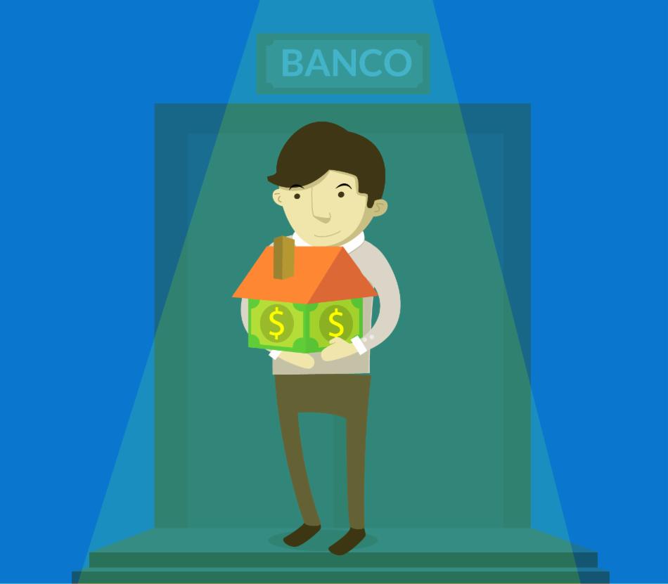 Hipoteca é um tipo de empréstimo no qual o devedor coloca um imóvel como garantia para assegurar o pagamento da dívida.