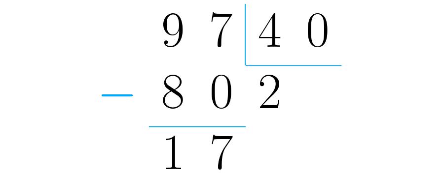 Se convierte la fracción impropia en un número mixto.