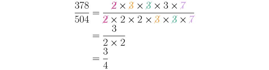 Se pueden eliminar los números que están presentes arriba y abajo.