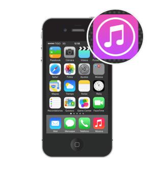 Aplicaciones de iPhone.