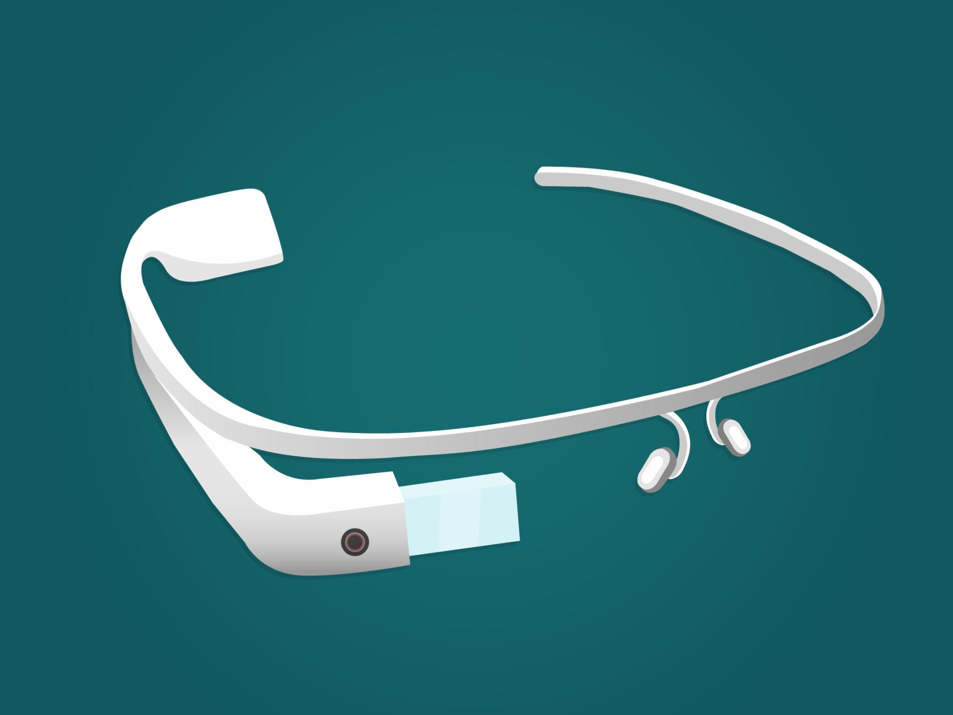 Computadores usables - Google Glass.
