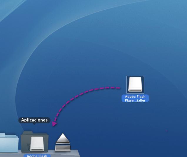 Instalar un programa en Mac