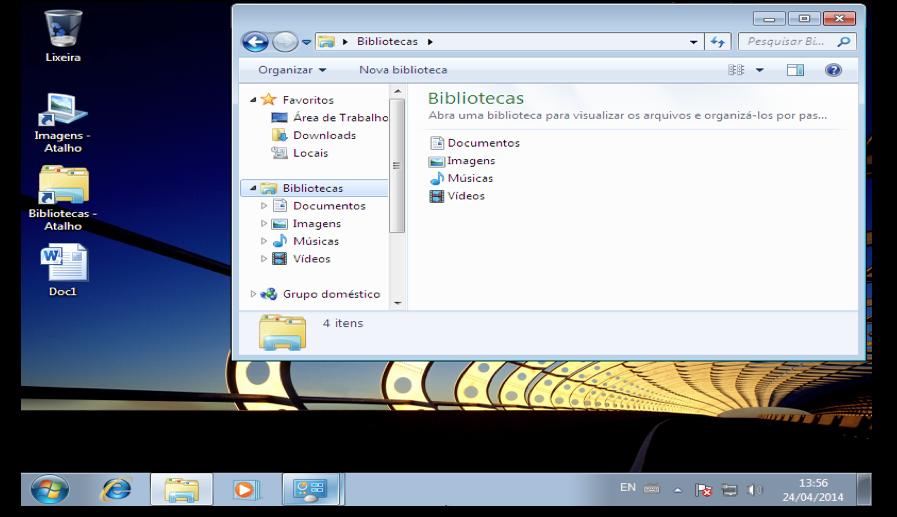 Interface do Windows