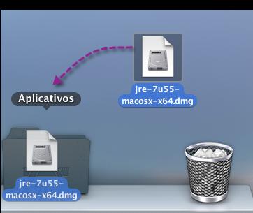 Instalar um programa no Mac