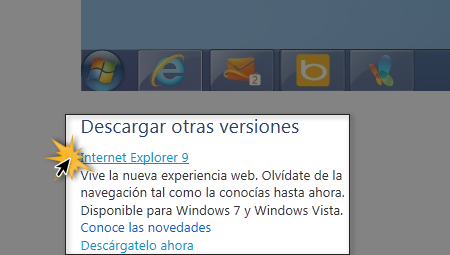 Descargar IE9