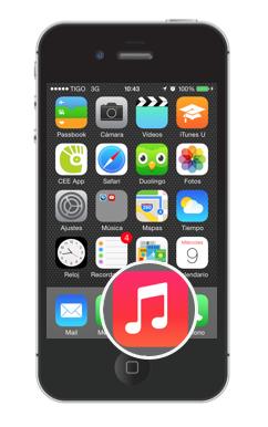 389eded1ced iPhone: ¿Cómo reproducir canciones?