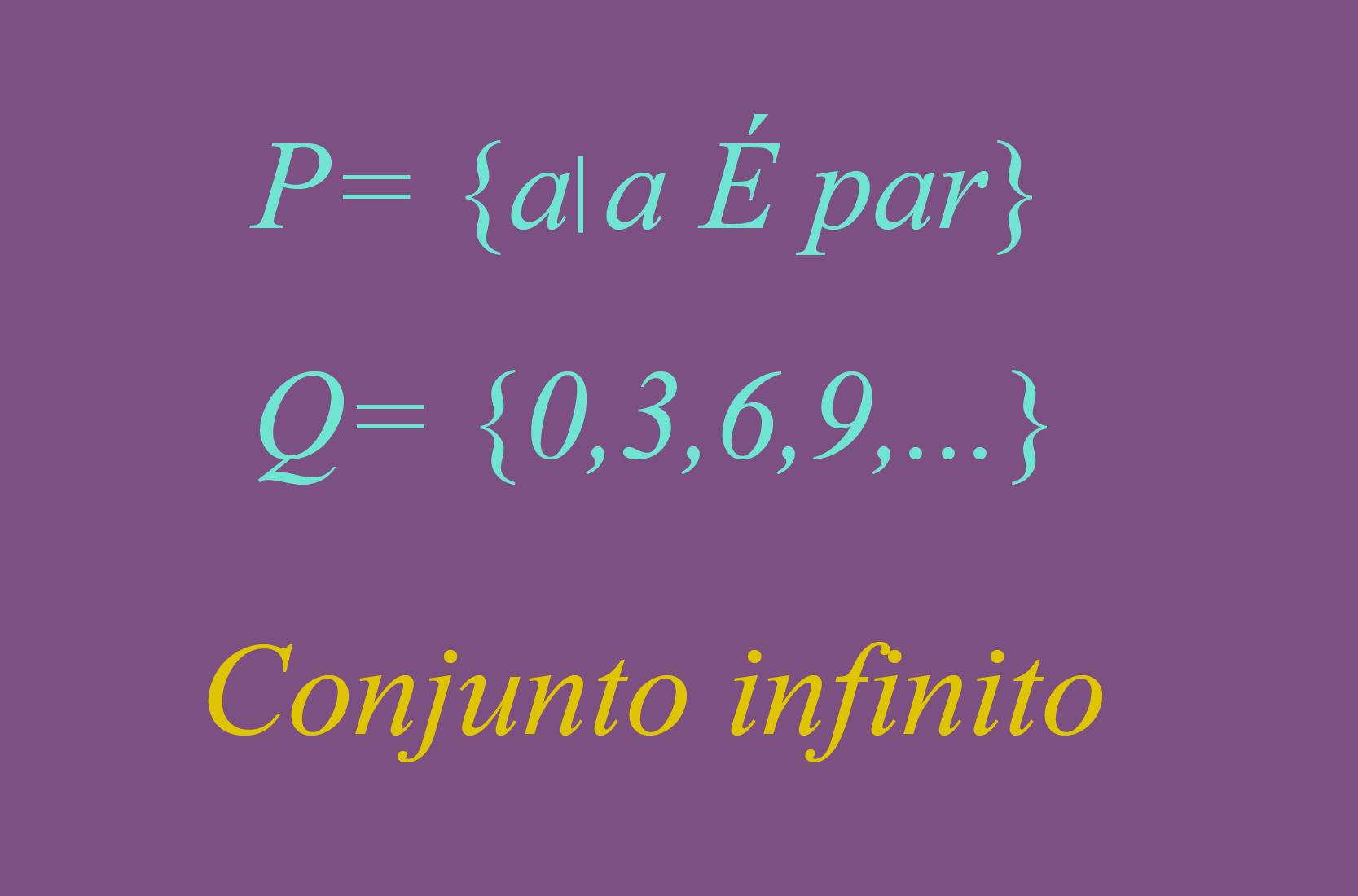 Conjunto infinito
