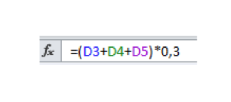 Pressione Enter para calcular a fórmula
