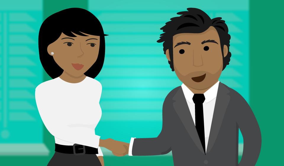 Mantenha um relacionamento aberto, mas respeitosamente, com seu chefe.