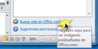 Buscar en Office.com