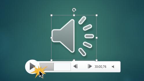 Utiliza el reproductor para escuchar tu archivo de audio.