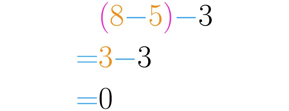 Si se asocian los dos primeros números.