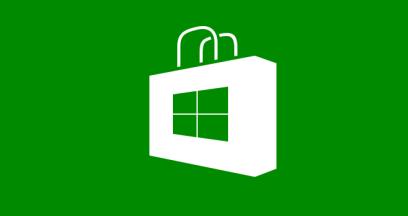 Imagen del icono de la Tienda Windows.
